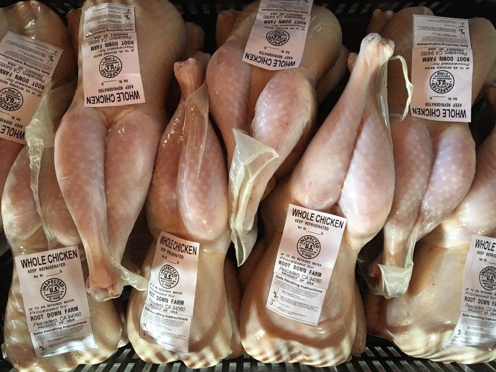 Chicken -