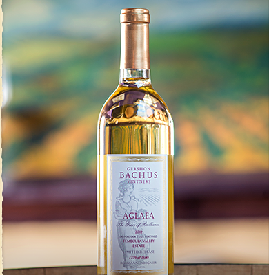 Our Aglaea white blend