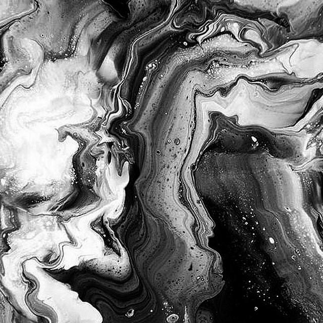 ⭐️#blacklisted #art #blackandwhite #blend #contrast #zen #love #gallery #losangeles #california #inspiration