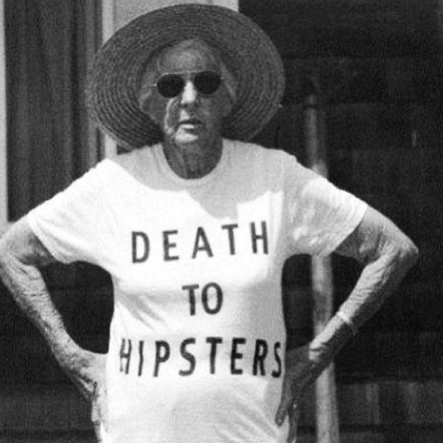 ⭐️#blacklisted #granny #hipsters #freedom #loveit #losangeles #rockit #beyou
