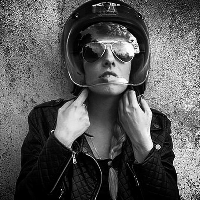 ⭐️#blacklisted #style #leather #woman #motorcycle #harley #freedom #freeway #sunnyskies #losangeles #california #hollywood