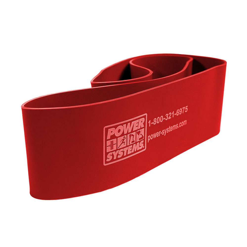 RED BANDSakaPenguin Bands aka Versa-Loops! Whatever you call it, they are one of our most popular tools at Mama Bootcamp. Get your own today. Click HERE to go to the Power Systems site, then look under Products > Resistance Bands > Versa-Loops.