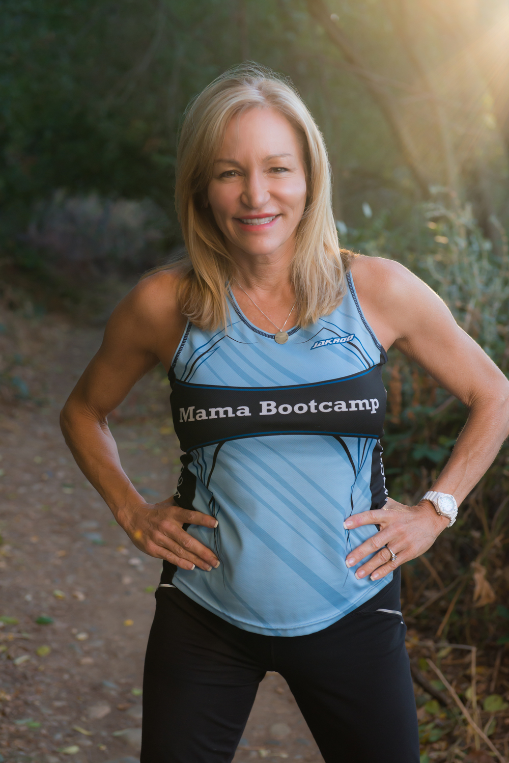 Lorri Ann Code, Founder of Mama Bootcamp