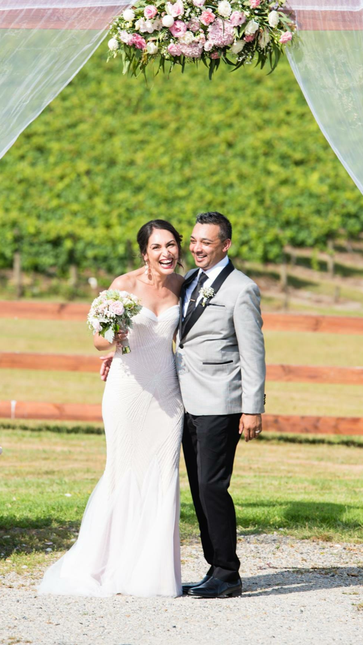 Giselle + Kev - Yarra Valley Estate, Dixons CreekJanuary 26, 2018Images courtesy of Imdad Khan Photography