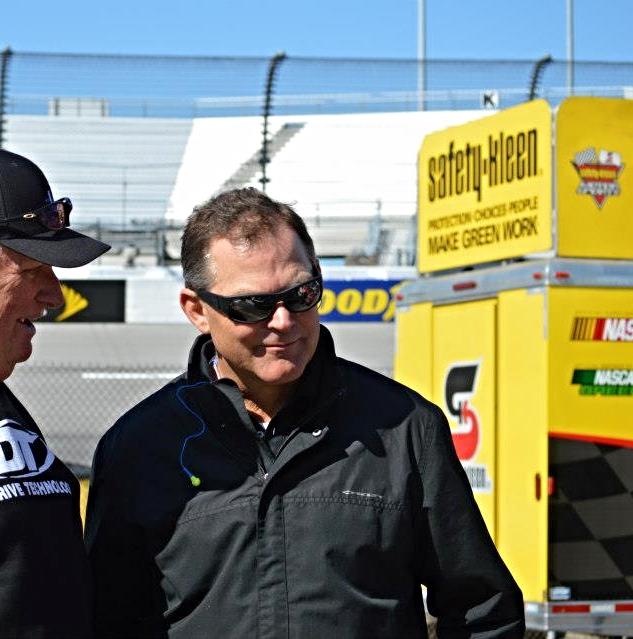 Michael Hunt, Richmond International Raceway. 2013