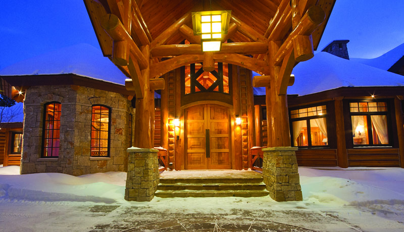 Mountain Chateau Sold L Amp K Real Estate