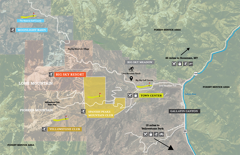 Spanish Peaks Mountain Club — L&K Real Estate