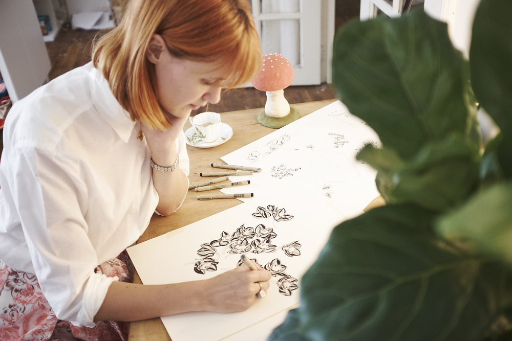 Adriana Picker Sydney Illustrator