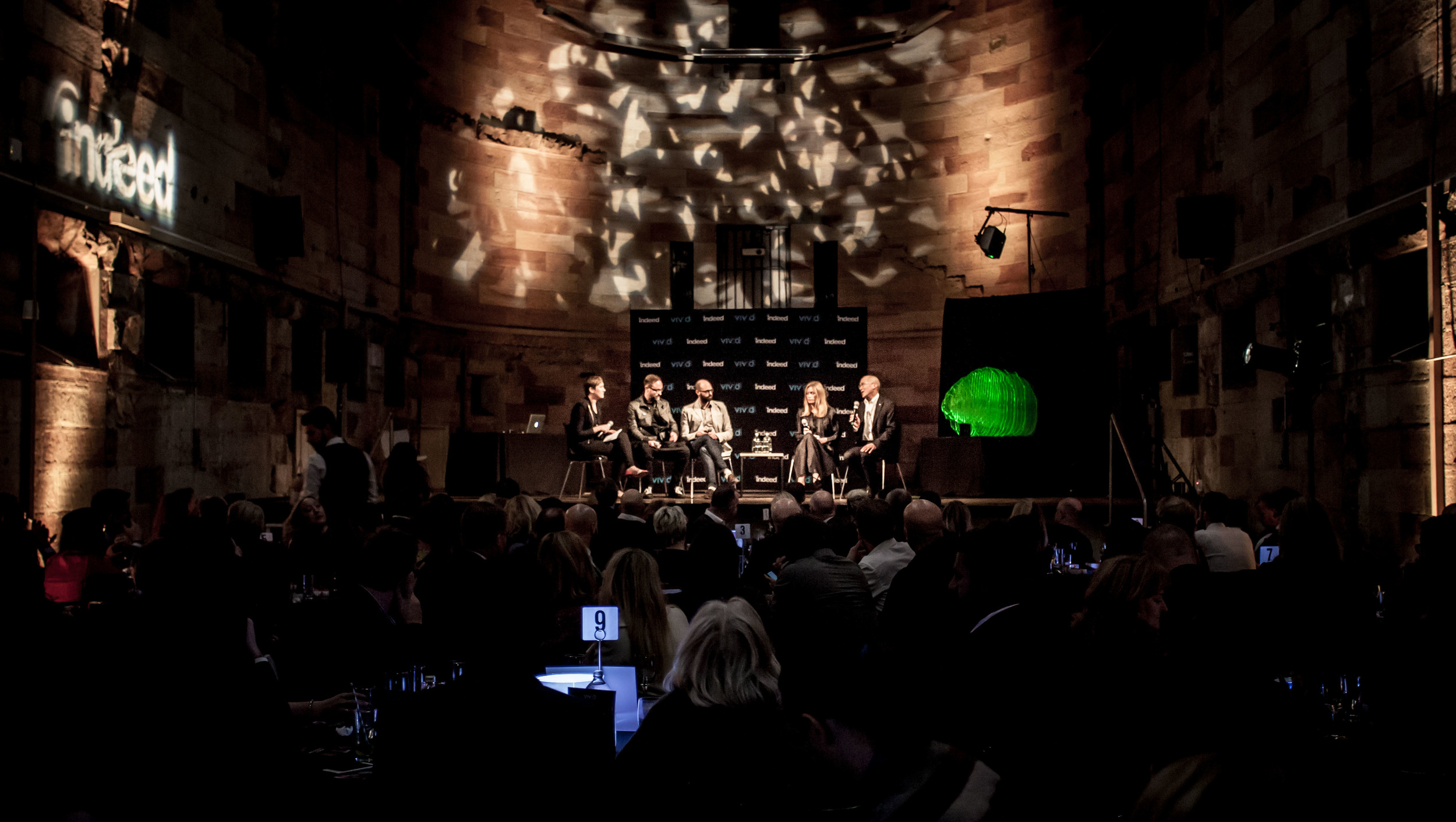 A Night of Disruptive Ideas brought to you by Indeed - The Creative Mind - Panel 1.jpg