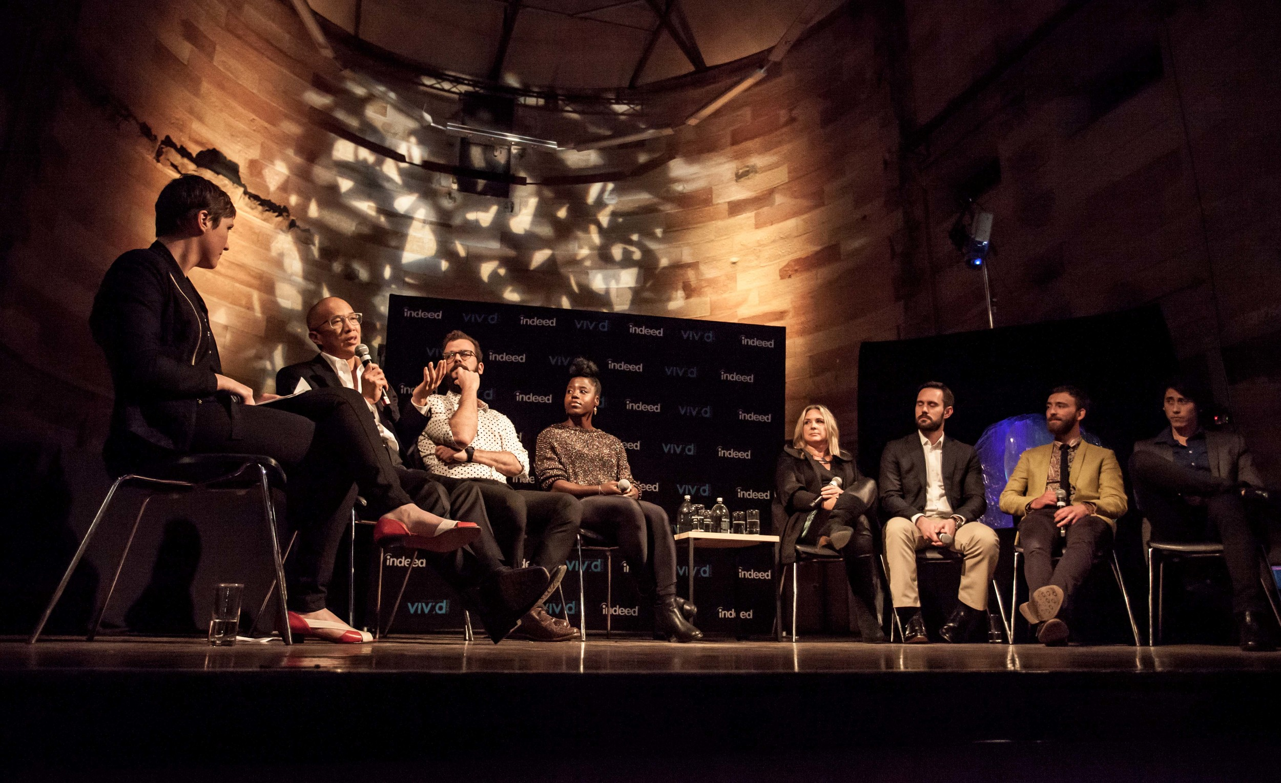A Night of Disruptive Ideas brought to you by Indeed - The Future of Creativity - Panel 2.jpg