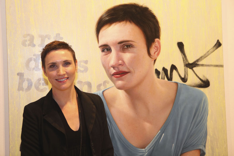 Archibald Prize, Finalist 2012
