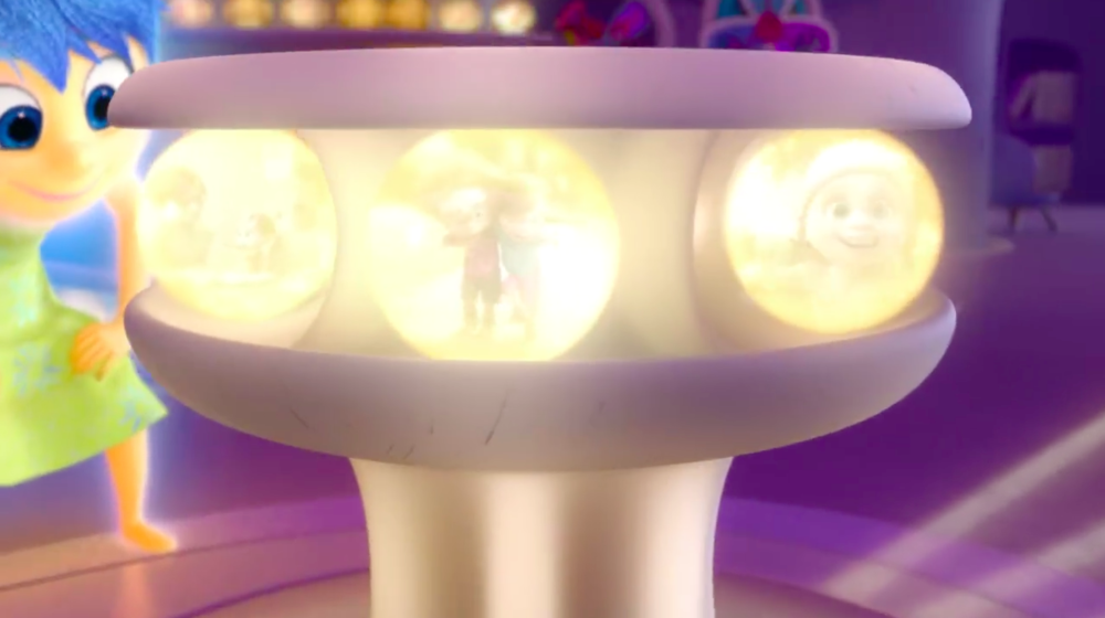 "INSIDE OUT opens nationwide Friday! Celebrate with us by sending your ""core memories"" our way."