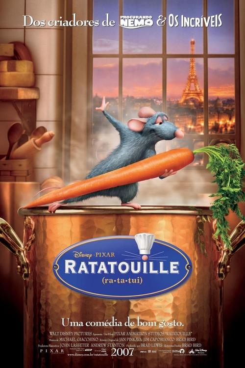 دانولد انیمیشن Ratatouille