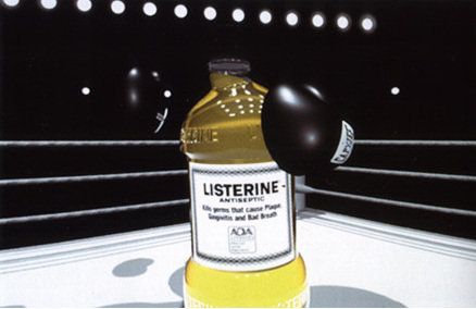John Lasseter directed and Ralph Guggenheim produced this 1991 commercial for Listerine. For more Pixar commercials, visit  Pixar Talk .