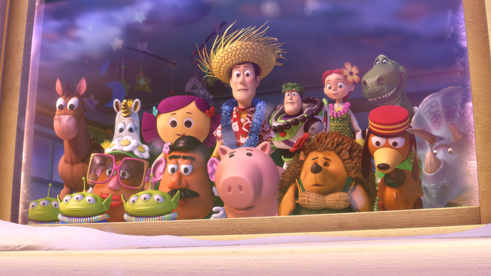 """Toy Story """"HAWAIIAN VACATION"""""""