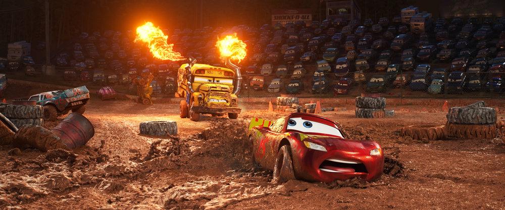 Courtesy of Pixar Animation Studios