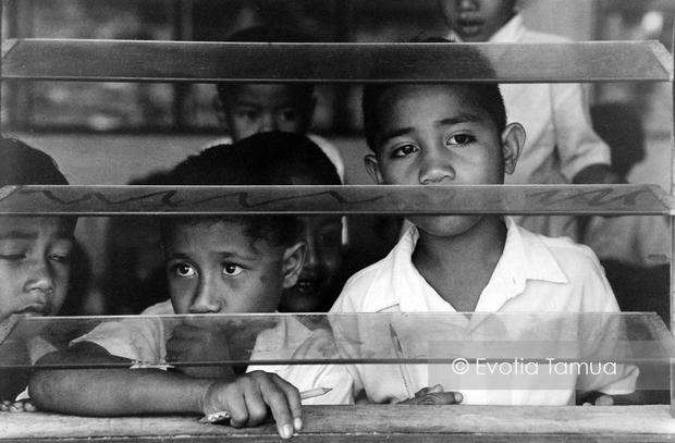1996 Salelesi Primary School, Upolu, Samoa.