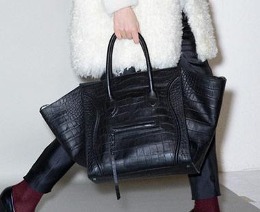 Celine-Pre-Fall-2011-Crocodile-Luggage-Tote