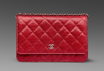 Chanel Mademoiselle Mini in Karung