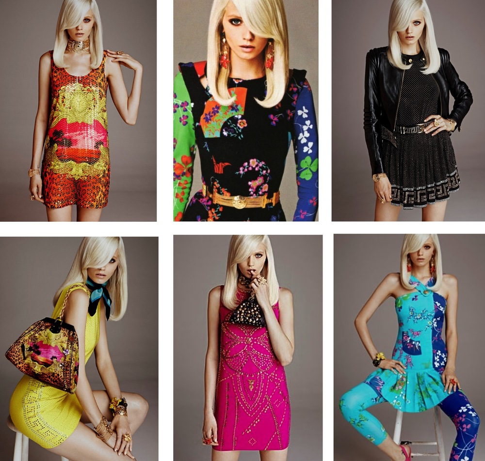 Versace for H&M Womens