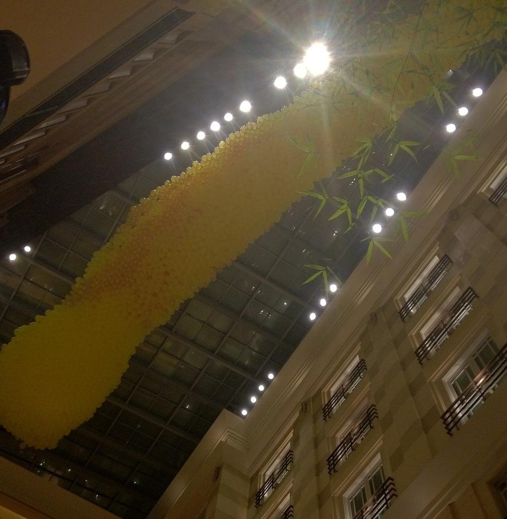 Fullerton Yellow Balloons