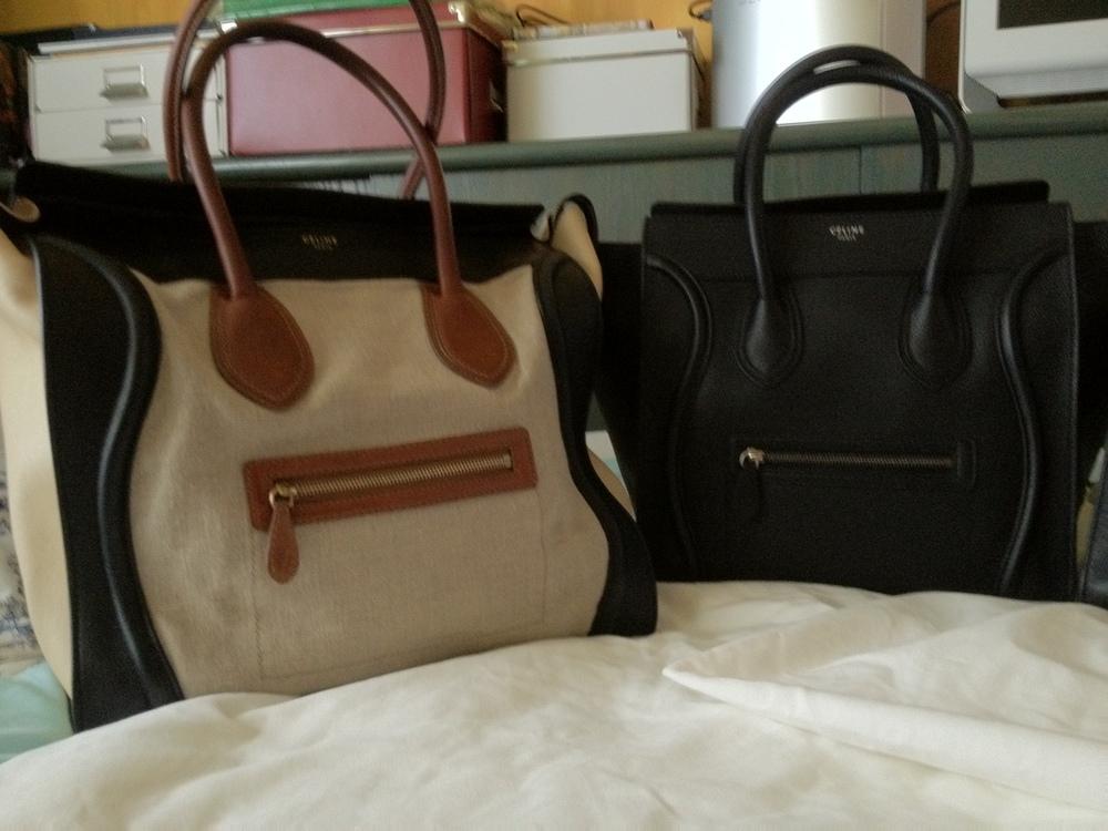Celine Luggage Tote 2
