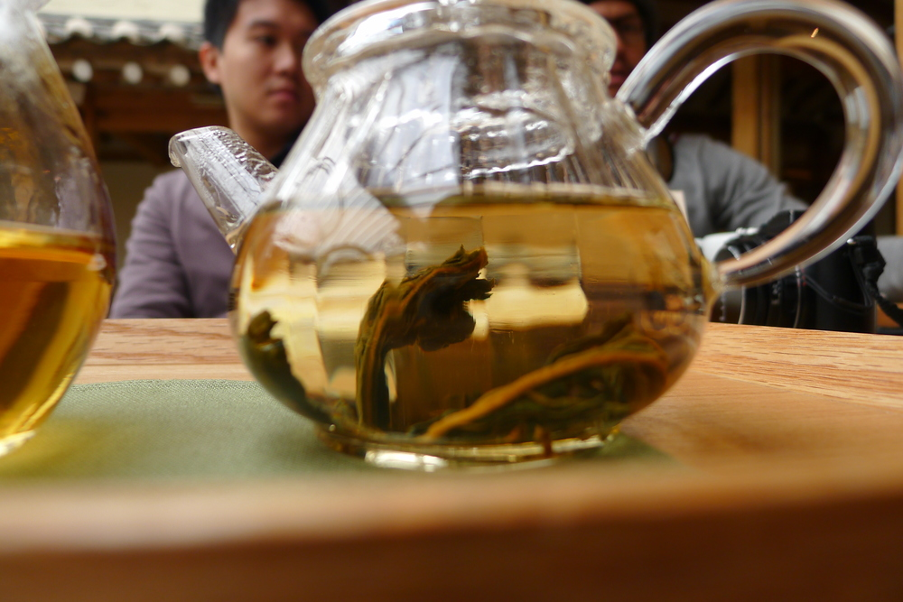 Insadong - Tea Gallery: My Beautiful Tea Place