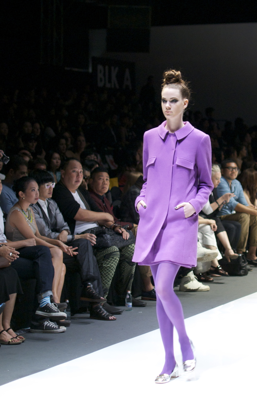 2012 Audi Fashion Festival: Raoul Fall-Winter Women's Collection