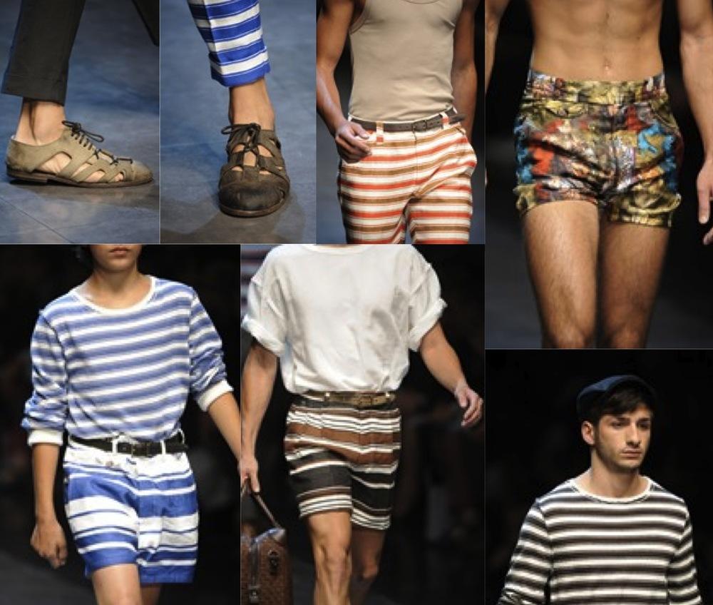 Dolce & Gabbana Spring Summer 2013 Menswear
