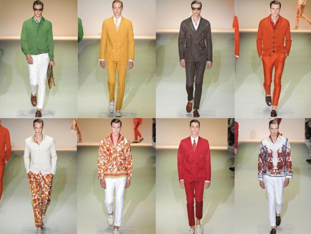 Gucci Spring Summer 2013 Menswear 1