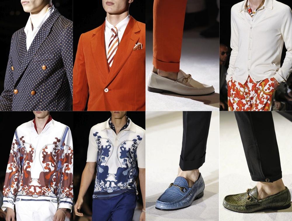 Gucci Spring Summer 2013 Menswear Favorite Pieces
