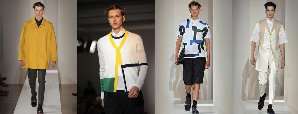 Jil Sander Spring Sumer 2013 Menswear