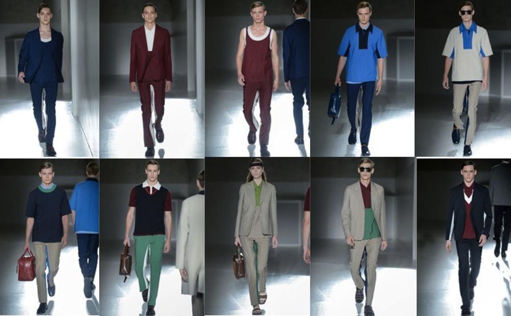 Prada Spring Summer 2013 Menswear