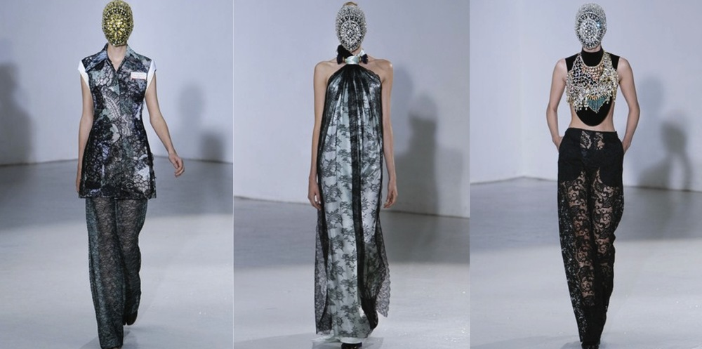 Maison Martin Margiela FW2012 Couture Highlights