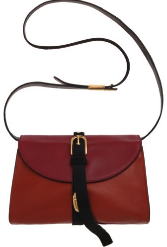 Proenza Schouler Book Bag in Red