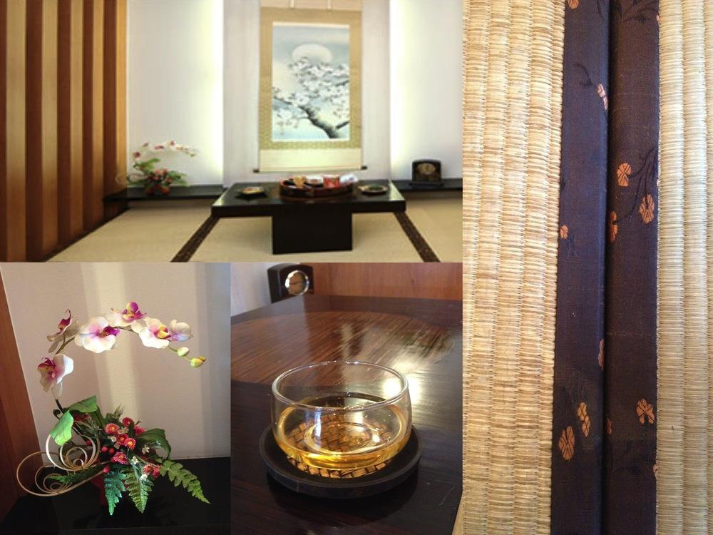 Ikeda Spa Reception