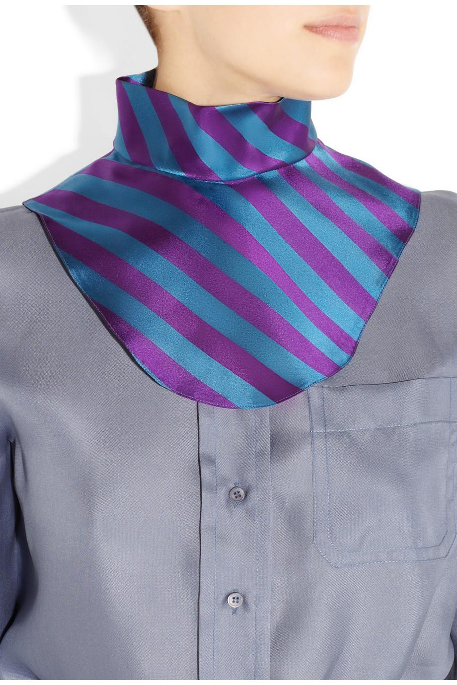 Miu Miu FW12 Collar