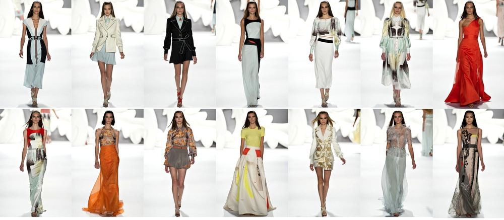 Carolina Herrera SS2013 RTW Women's Collection Faves