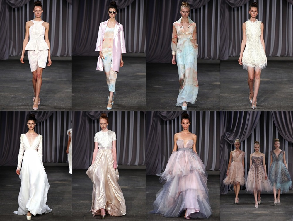 Christian Siriano SS2013 Faves
