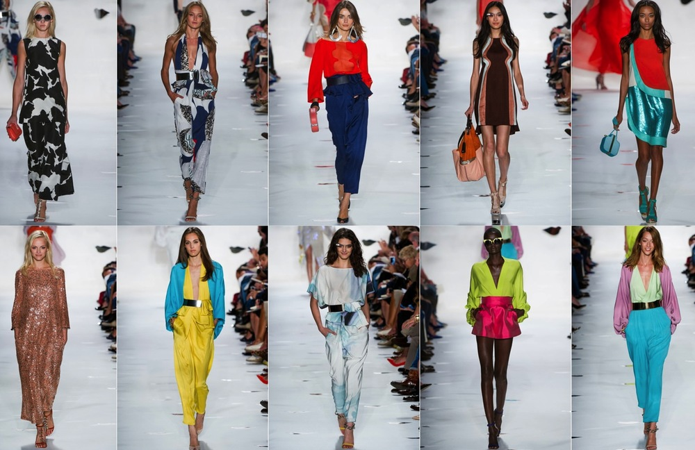 DVF Spring-Summer 2013 RTW Women's Collection Faves