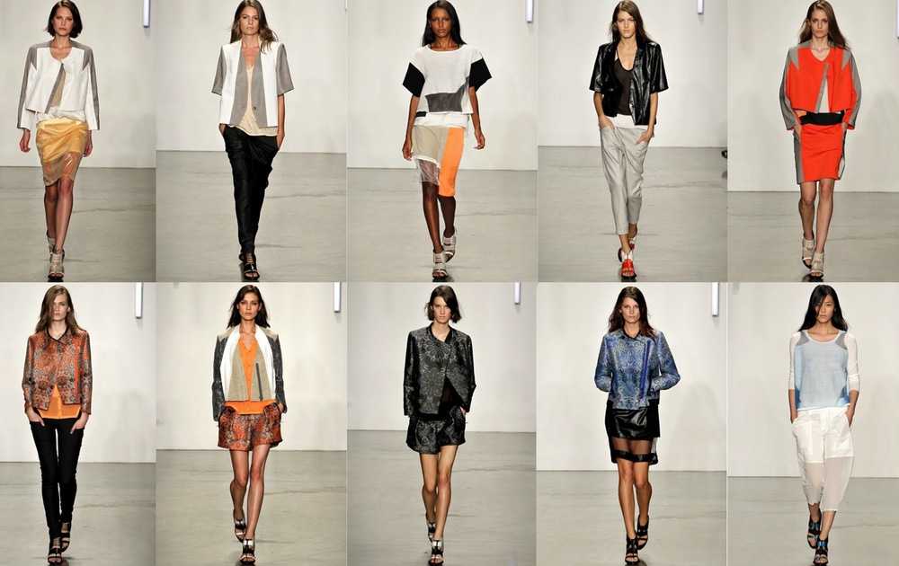 Helmut Lang SS13 aFasione Faves 1