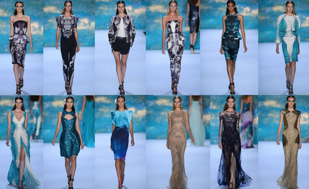Monique Lhuillier SS2013 RTW Faves