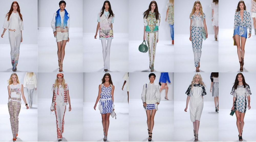 Rebecca Minkoff SS2013 Faves