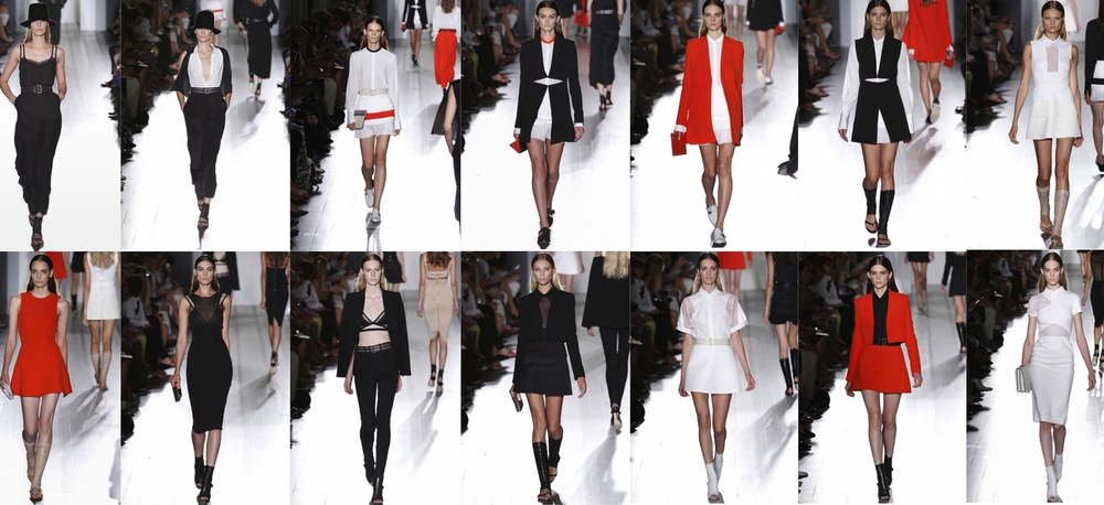 Victoria Beckham SS2013 RTW Women's Collection Faves