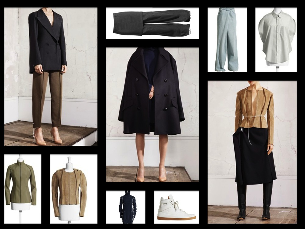Margiela for H&M Fave Ladies Pieces