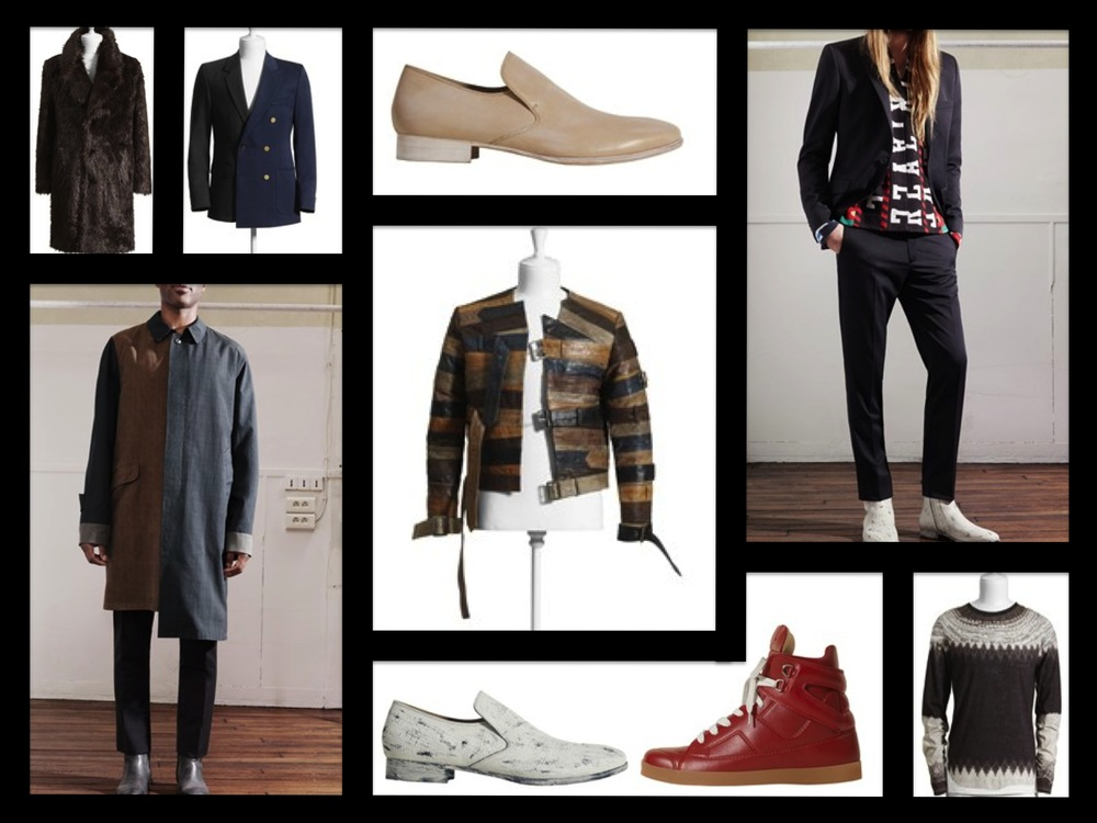 Margiela for H&M Fave Men's Pieces