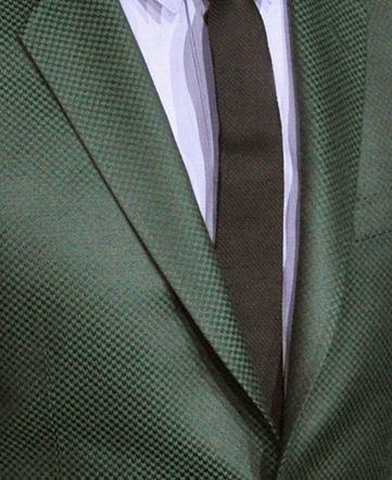 Gucci-reen-and-black-micro-houndstooth-notch-lapel-two-button-Monaco-suit