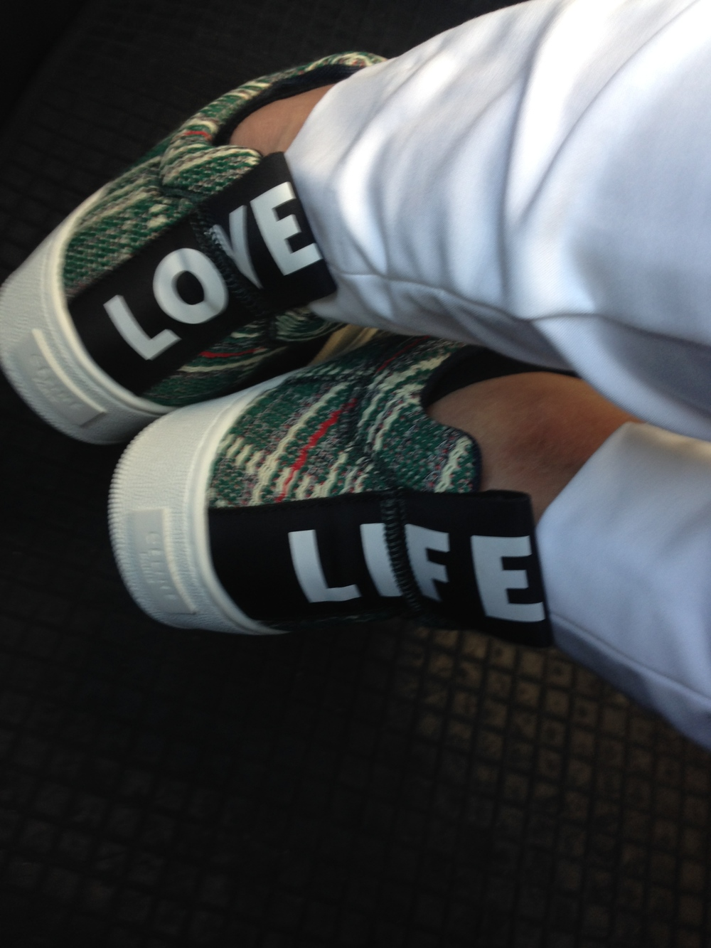 Celine Love Life Sneakers (Spring-Summer 2014)