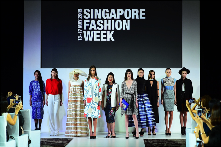 2015 Singapore Fashion Week