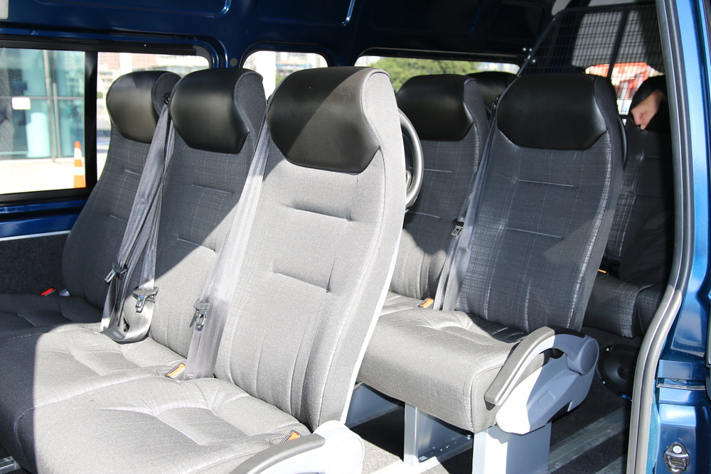 Toyota Hiace 11-Passenger Standard Minivan